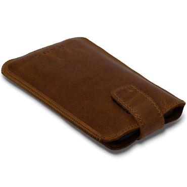 Universal Handy Hülle Schutzhülle Cover Handy Leder Tasche Case Etui UC-Express – Bild 17