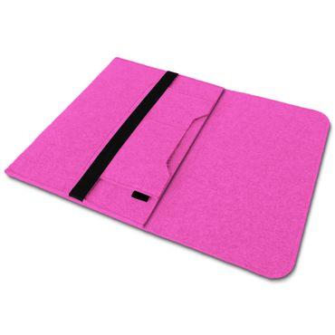 Tablet Tasche für Apple iPad 4 3 2 iPad Air 2 Pro 2017 Filz Hülle Sleeve Case  – Bild 21