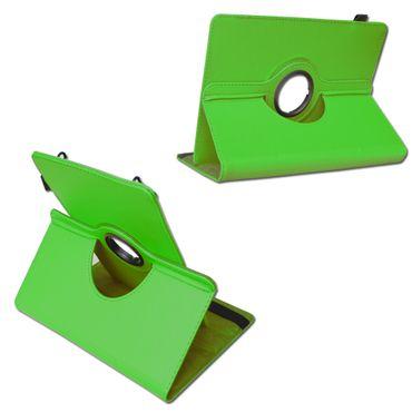 NAUCI XORO TelePAD 96A3 Tablet Robuste Universal Tablet Schutzhülle aus hochwertigem Kunstleder Hülle Tasche Standfunktion 360° Drehbar kombiniert Schutz und Design in 9 verschiedenen Farben Cover Case Universal  – Bild 19