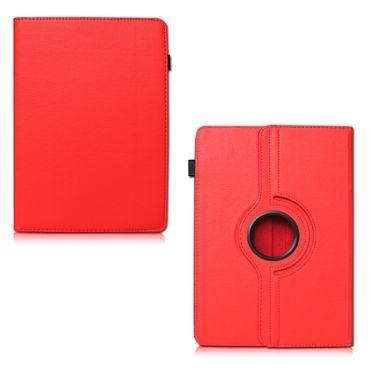 NAUCI Medion Lifetab X10302 Tablet Robuste Universal Tablet Schutzhülle aus hochwertigem Kunstleder Hülle Tasche Standfunktion 360° Drehbar kombiniert Schutz und Design in 9 verschiedenen Farben Cover Case Universal  – Bild 14