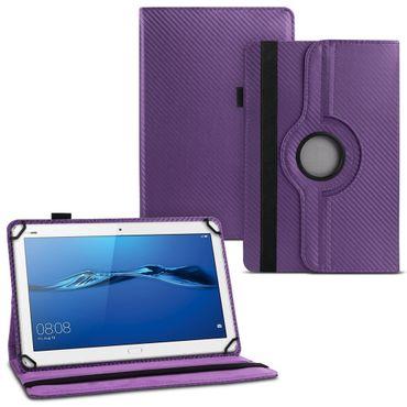 Huawei MediaPad T1 T2 T3 7.0 Tablet Tasche Hülle Carbon-Optik Schutzhülle Cover – Bild 14
