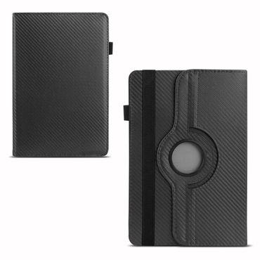 Huawei MediaPad T1 T2 T3 7.0 Tablet Tasche Hülle Carbon-Optik Schutzhülle Cover – Bild 7