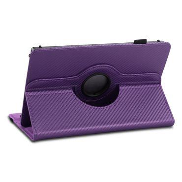 Kindle Fire HD 8 2017 Tablet Tasche Hülle Schutzhülle Cover Case 360° Drehbar – Bild 19