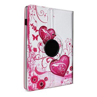 Hülle für Verico Unipad 10.1 Tablet Tasche Schutzhülle Case Cover Motive Bag  – Bild 5
