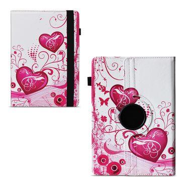 Hülle für Verico Unipad 10.1 Tablet Tasche Schutzhülle Case Cover Motive Bag  – Bild 6