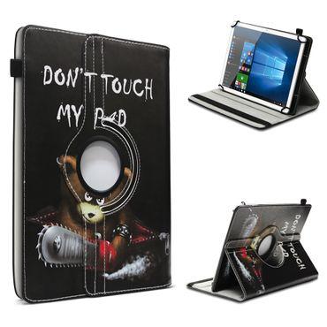 Hülle für Verico Unipad 10.1 Tablet Tasche Schutzhülle Case Cover Motive Bag  – Bild 22