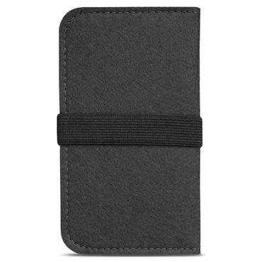 Filz Tasche für Samsung Galaxy S5 / S5 Neo Hülle Cover Handy Case Schutzhülle – Bild 19