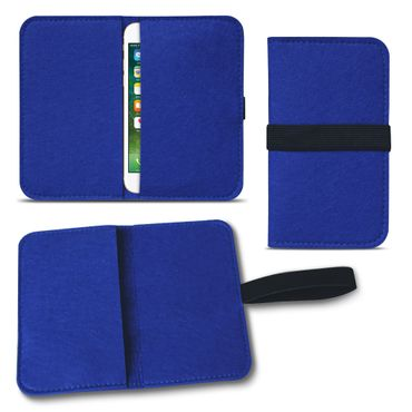 Filz Tasche Apple iPhone 6s / iphone 6 Hülle Schutz Cover Handy Flip Case Etui – Bild 20