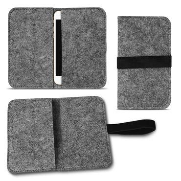 Filz Tasche für Huawei P20 Hülle Cover Handy Case Schutzhülle Schutz Filztasche – Bild 8