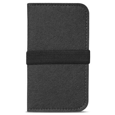 Filz Hülle für Apple iPhone 7 / 8 Plus Tasche Cover Handy Case Flip Schutzhülle – Bild 12