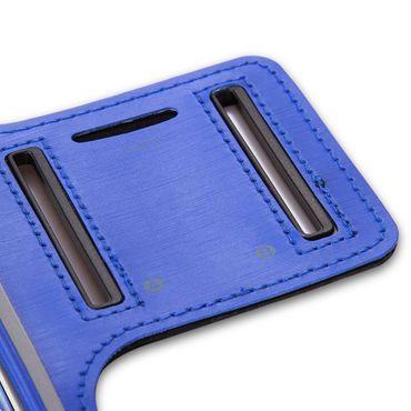 Samsung Galaxy S6 / S6 Edge Fitnesstasche Sportarmband Jogging Tasche Hülle Case – Bild 24