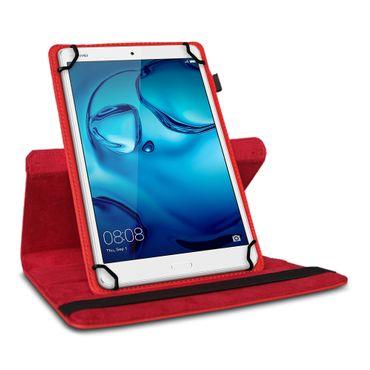 Tablet Tasche Huawei MediaPad T1 T2 T3 10.0 Hülle Schutzhülle Cover 360° Drehbar – Bild 10
