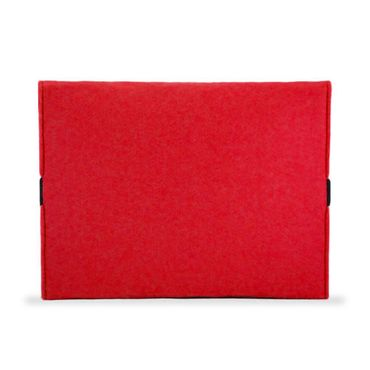 Apple Macbook Pro 13 Zoll 2016 Hülle Rot Tasche Sleeve Filz Cover Notebook Case  – Bild 4