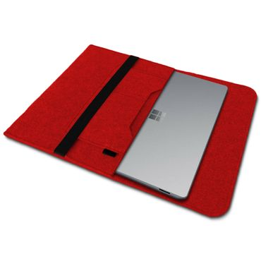 Laptop Hülle Filz Sleeve Ultrabook Laptop Tasche Case für Apple Lenovo Asus Dell – Bild 17