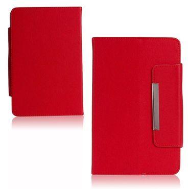 Medion Lifetab P8514 Tablet Tasche Hülle Schutzhülle Case Cover Leder-Optik  – Bild 11
