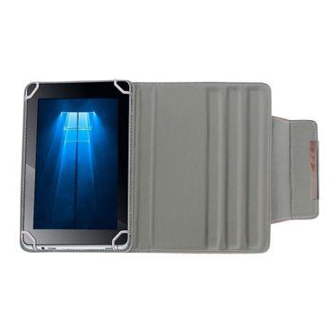 Medion Lifetab P8514 Tablet Tasche Hülle Schutzhülle Case Cover Leder-Optik  – Bild 7