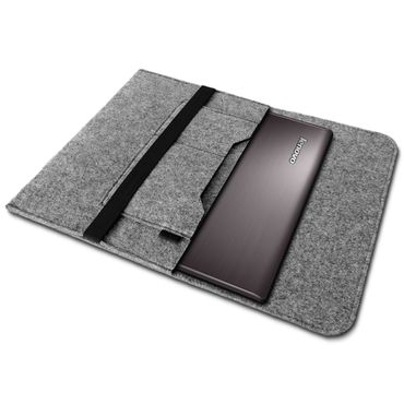 Lenovo Yoga 910 900 900S 510 710 Tasche Sleeve Hülle Notebook Filz Cover Case  – Bild 2