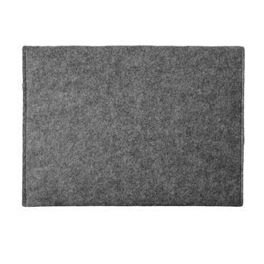 Laptop Tasche Sleeve Hülle für Lenovo IdeaPad Miix 510 / 700 Pro Notebook Netbook Ultrabook Case aus strapazierfähigem Filz in Grau mit praktischen Innentaschen von NAUCI – Bild 6