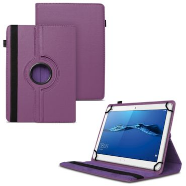 Huawei MediaPad M3 Lite 8.0 Tablet Hülle Tasche Schutzhülle Case Cover Drehbar – Bild 20