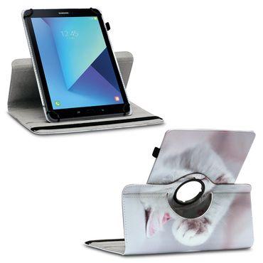 Samsung Galaxy Tab S3 9.7 Tablet Hülle Tasche Schutzhülle Case Cover 360 Drehbar – Bild 4