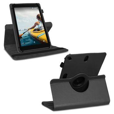 Medion LifeTab P9702 P9701 Tablet Hülle Tasche Schutzhülle Cover 360° Drehbar – Bild 4