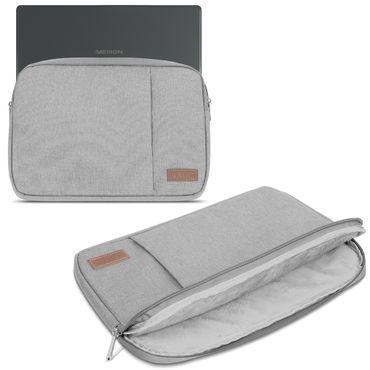 Notebook Hülle für Medion Akoya E2228T Tasche Grau Schutzhülle Tablet Cover Case – Bild 1