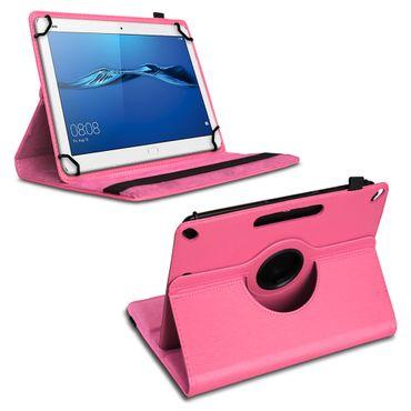 Huawei MediaPad M3 Lite 10 Tasche Hülle Tablet Cover Schutz Case Schutzhülle 360° Drehbar  – Bild 23