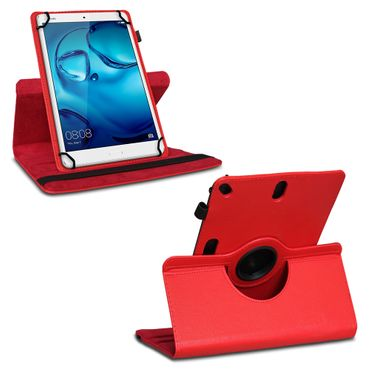 Huawei MediaPad M3 Lite 10 Tablet Hülle Schutz Tasche Schutzhülle Cover Case 360 Drehbar – Bild 10
