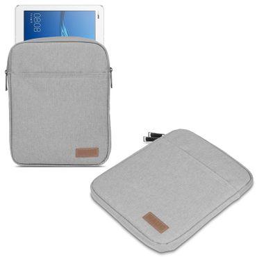 Huawei MediaPad M3 Lite 10 Hülle Tasche Tablet Schutzhülle Schwarz Grau Cover Case – Bild 2