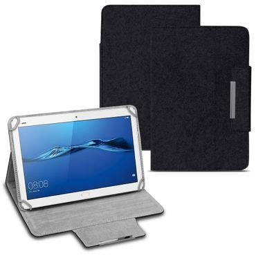 Huawei MediaPad M3 Lite 10 Tasche Hülle Tablet Cover Filz Case Schutzhülle Etui – Bild 16