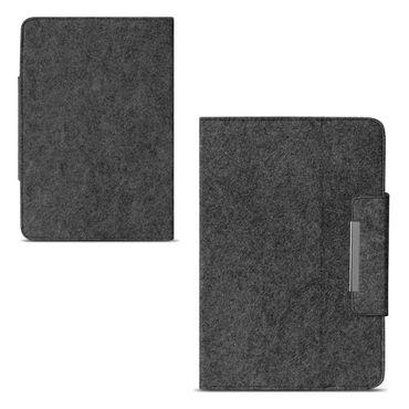 Lenovo Tab 4 10 Plus Tasche Hülle Tablet Cover Filz Case Schutzhülle Stand Etui – Bild 19