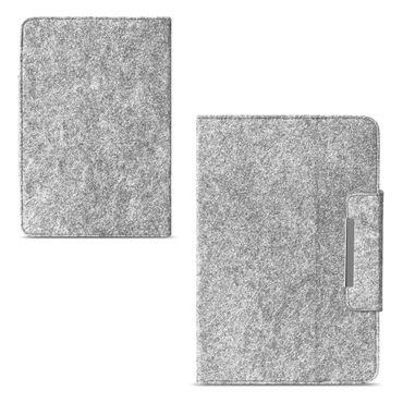 Lenovo Tab 4 10 Plus Tasche Hülle Tablet Cover Filz Case Schutzhülle Stand Etui – Bild 13