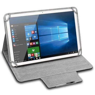 Lenovo Tab 4 10 Plus Tasche Hülle Tablet Cover Filz Case Schutzhülle Stand Etui – Bild 3