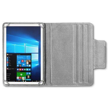 Lenovo Tab 4 10 Plus Tasche Hülle Tablet Cover Filz Case Schutzhülle Stand Etui – Bild 6