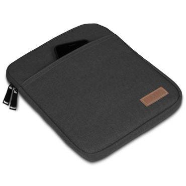 Lenovo Miix 320 310 300 Hülle Tasche Notebook Schutzhülle Schwarz / Grau Cover Case – Bild 7