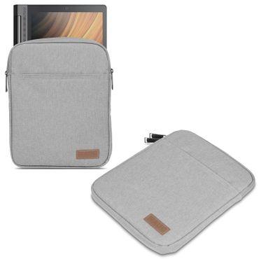 Lenovo Yoga Tab 3 Plus / Pro Hülle Tasche Tablet Schutzhülle Schwarz Grau Cover Case – Bild 2