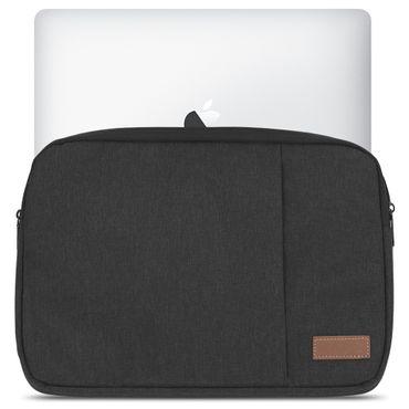 Schutzhülle für Apple MacBook 12 Zoll Hülle Tasche Schwarz Cover Cover Notebook – Bild 2