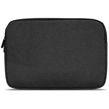 Apple MacBook Pro 13,3 Zoll Hülle Tasche Schutzhülle Schwarz / Grau Cover Case – Bild 5