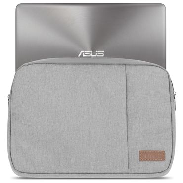 Asus ZenBook Flip S 13,3 Zoll Hülle Tasche Schutzhülle Schwarz / Grau Cover Case – Bild 9
