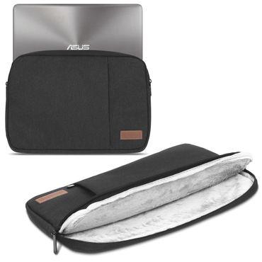 Asus ZenBook Flip S 13,3 Zoll Schutzhülle Hülle Tasche Schwarz Cover Cover Bag – Bild 1