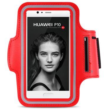Huawei Smartphone Jogging Handy Tasche Hülle Sportarmband Fitnesstasche Lauf Bag – Bild 14