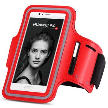 Huawei Smartphone Jogging Handy Tasche Hülle Sportarmband Fitnesstasche Lauf Bag – Bild 13