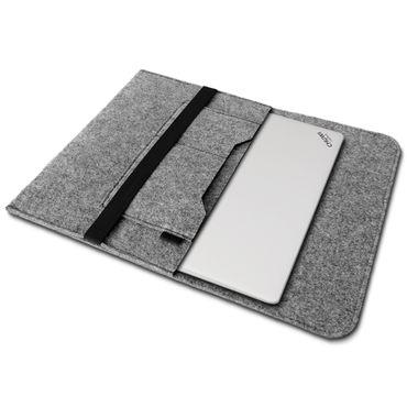 CHUWI LapBook 15,6 Zoll Tasche Hülle Filz Case Sleeve Schutz Cover Schutzhülle  – Bild 3