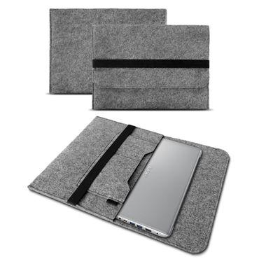 Acer Chromebook 15 Tasche Hülle Filz Case Sleeve Schutz Cover Schutzhülle Laptop – Bild 2