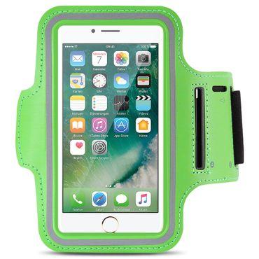 Apple iPhone 8 Jogging Tasche Handy Hülle Sportarmband Fitnesstasche Lauf Bag – Bild 5