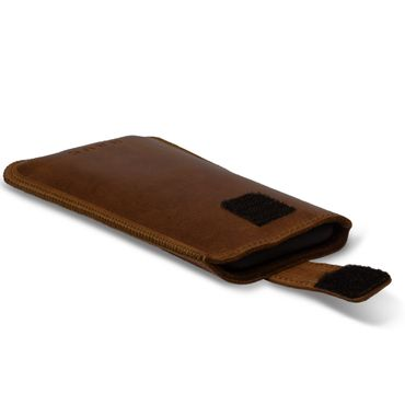 Leder Tasche für Apple iPhone 8 Handyhülle Cover Smartphone Pull Tab Case Hülle – Bild 14