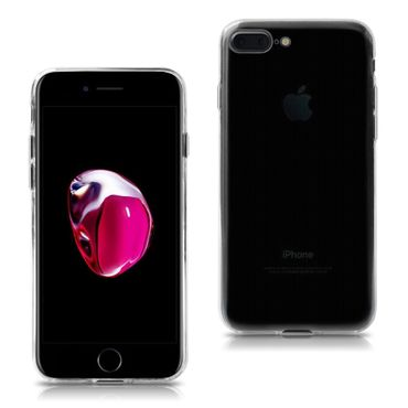 Apple iPhone 7 Plus Bumper Tasche Hülle Case Handyhülle Silikon Ultra Slim Cover – Bild 1