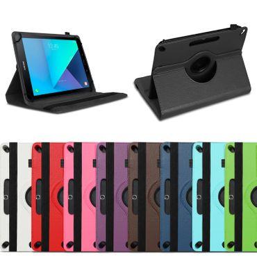Samsung Galaxy Tab A6 10.1 Tablet Hülle Tasche Schutzhülle Cover Case Drehbar – Bild 1