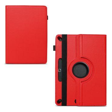 Samsung Galaxy Tab A6 10.1 Tablet Hülle Tasche Schutzhülle Cover Case Drehbar – Bild 15