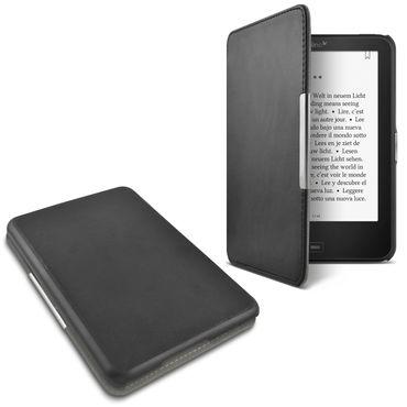 Schutzhülle für Tolino Vision 1 2 3 4 HD eBook Reader Tasche Cover Case Schwarz – Bild 1
